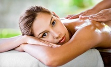 60- or 90-Minute Swedish or Deep-Tissue Massage at Roxanne's Therapeutic Massage (Up to 58% Off)