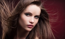 Haircut with Optional Partial Highlights, or Keratin Treatment at Jason B William Salon (Up to 52% Off)