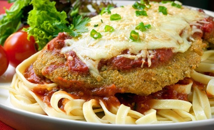 $10 for $20 Worth of American Cuisine at Riparian Grille in Troy