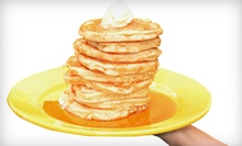 $12 for $20 Worth of Breakfast Food and Drinks at Scrambl'z
