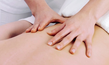 One or Two 90-Minute Massages or Couples Massage Class at Heal Thy Self Today (Up to 69% Off)