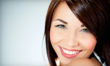 Eyebrow and Lip or Eyebrow and Full-Face Threading at Ana Threading (Up to 53% Off)