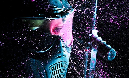 Paintball with Equipment Rental for Two, Four, or Six at 007 Paintball (Up to 60% Off)