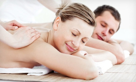 60- or 90-Minute Couples Massage at Stress Free Therapeutic Massage (Up to 56% Off)