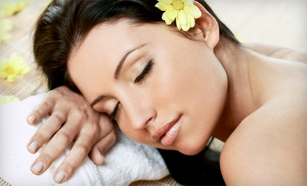 $33 for Three Cyber-Relax Massages, Three Luminous Facials, and Three Hydro-Derma Fusion Treatments ($345 Value)
