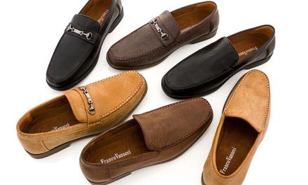 Franco Vanucci Men's Classic Dress Shoes