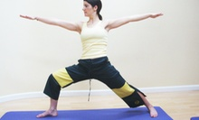 10 or 15 Yoga Classes at Absolute Yoga (Up to 63% Off)