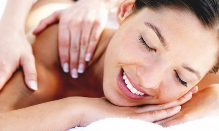 One or Three 60-Minute Massages at Davis Therapeutic Massage (51% Off)