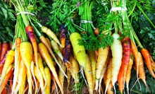 $12.50 for a Box of Produce at Swamp Rabbit Cafe and Grocery ($25 Value)
