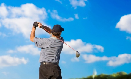 $35 for 18-Hole Round of Golf for Two with Cart at Rolling Fields Golf Club (Up to $70 Off)