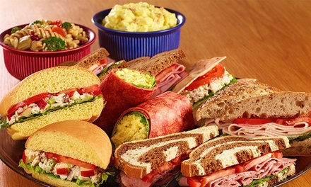 Sandwiches, Wraps, Salads, and Soups at My Friend's Place (Up to 45% Off)