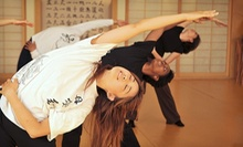 Yoga and Health Services at Dahn Yoga, Body & Brain Holistic Yoga (Up to 87% Off). Two Options Available.