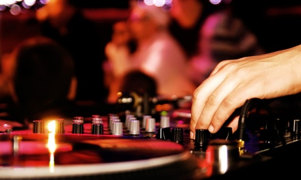 $850 for Four Hours of DJ Services from Music Master Disc Jockeys ($1,995 Value)