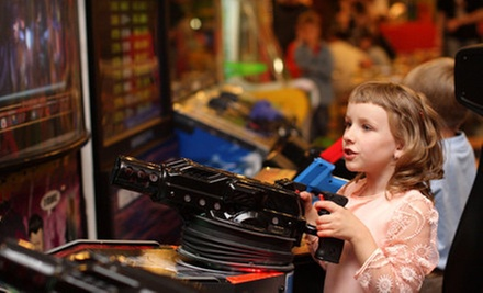$7 for $15 Worth of Rides, Games, and Food at Goofballs Family Fun Center