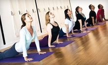 10 Classes or One Month of Unlimited Yoga and Pilates Classes at Yoga Daya (Up to 74% Off)