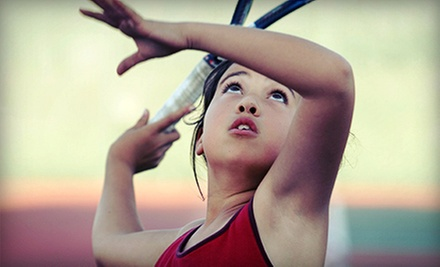 Full-Day or Half-Day Tennis Camps for Ages 7–14 with TGA of Bergen County (Up to 57% Off)