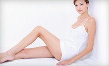 One Year of Unlimited Laser Hair-Removal Treatments at 221 Degrees Salon &amp; Spa (93% Off). Four Options Available.