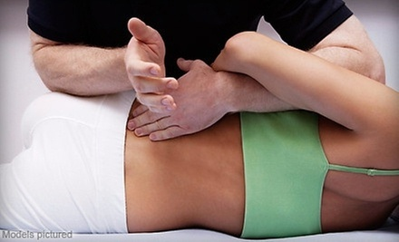 Consultation, Exam, and X-rays with Option for Two or Four Adjustments at Corrective Care Chiropractic (Up to 92% Off)