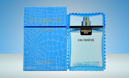 Versace Man Eau Fraiche by Versace for Men Eau de Toilette; 3.4 Fl. Oz.