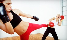 12 Fitness Self-Defense Classes for Adults or Children at My Tactical Advantage LLC (Up to 94% Off)