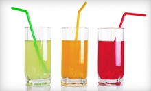 One-, Three-, or Five-Day Juice Cleanse at Juice Bliss (Up to 61% Off)