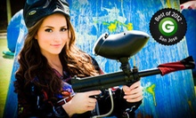 Six or Eight Paintball Days for a Group or Individual with Rental Equipment from Paintball Tickets (Up to 88% Off)