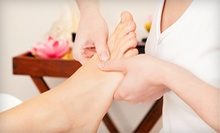 One or Three 60-Minute Reflexology Treatments or Massages at Massage for the Soul (Up to 73% Off)