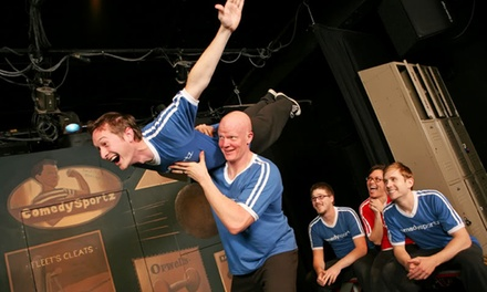 Improv Comedy at ComedySportz Los Angeles (Up to 48% Off)