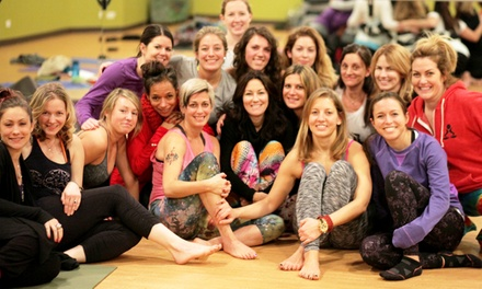 $1,999 for a 10-Week Yoga Teacher Training Course at Zen Yoga Garage ($3,000 Value)