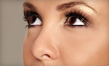 Permanent Eyeliner for Upper and Lower Lids or Permanent Brow Makeup at Kristal Images (Up to 60% Off)