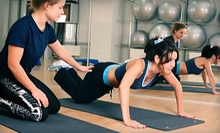 Two or Four Personal-Training Sessions with a Nutritional Program at Battle Fitness (Up to 74% Off)