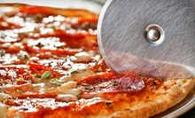 1 Pizza with up to 2 Toppings & 20 Wings or 2 Pizzas with up to 2 Toppings & 40 Wings at Mick's Pizzeria (Up to 52% Off)