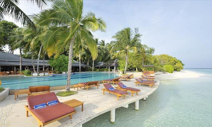 Royal Island Resort & Spa 5* — Maldivas: 7 noites para uma pessoa em hotel 5* com voos e taxas desde 1.949€