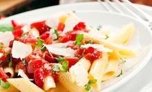 Five-Course Prix Fixe Italian Dinner for Two or Four at Da Luciano Trattoria (Up to Half Off)