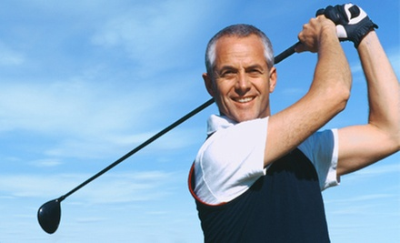 $125 for a High-Tech Custom Golf Club Fitting from Golf Etc Suffolk ($350 Value)