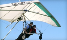 Tandem-Glider Flight with T-Shirt for One or Two at Wallaby Ranch (Up to Half Off)
