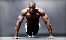 $29 for One Month of Unlimited Fitness Boot Camp Classes at Physique Personal Training ($100 Value)