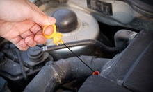 One or Three Oil Changes with Tire Rotations or Axle Brake Service at Auto-Lab (Up to 73% Off)