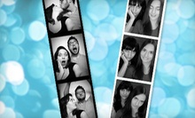 Photo Booth Rental Package for Up to Three or Five Hours from Creative Events Photo and Video Booths (Up to 68% Off)