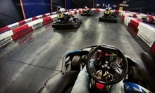 Time-Attack Go-Kart Run or Cadet Driving-School Program at LeMans Karting (40% Off)
