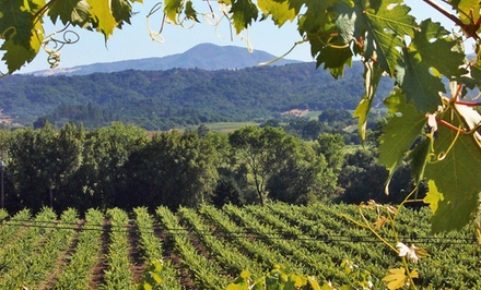 groupon daily deal - 1- or 2-Night Stay for Two with Breakfast and Wine-Tasting Passes at the Fountaingrove Inn in Santa Rosa, CA