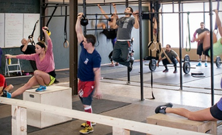 Two-Week Unlimited Membership or One Month of Unlimited Foundation Classes at Root 18 CrossFit (Up to 80% Off)
