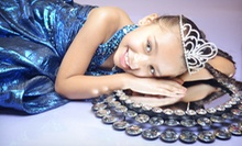 Enchanted Princess Makeover for 1 or 2 or a Birthday Party for Up to 10 at Once Upon a Fairy Tale (Up to 59% Off)