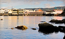 Historical Walking Tour with Souvenirs for Two or Four from Monterey Waterfront &amp; Cannery Row Tours (Up to 64% Off)