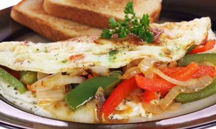 $12 for $20 Worth of Breakfast and Lunch at Garden Cafe