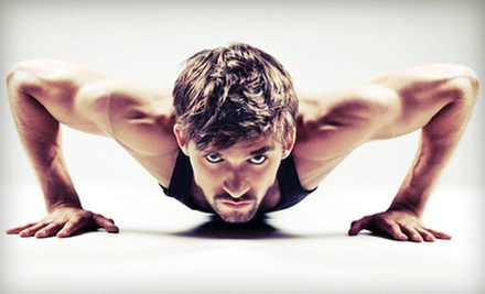 Four- or Six-Week Boot-Camp Class from Camp Adrenaline (Up to 77% Off)