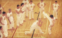 3, 5, or 10 Capoeira Classes at Ax Capoeira Academy (Up to 56% Off)