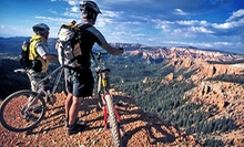 All-Day Lift-Served Mountain Biking with Option for Bike Rental at Brian Head Resort (Up to 63% Off)