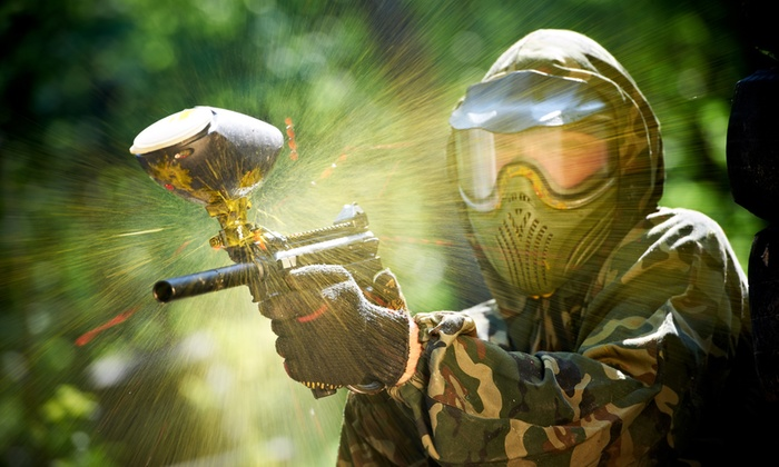 River Raiders - River Raiders: Paintball for Up to 12 from R400 at River Raiders (Up to 60% Off)