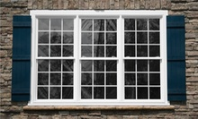 Exterior Cleaning on 20 or 40 Windows from A Sight To See (Up to 65% Off)